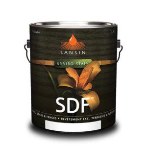 Teinture Sansin détaillant - SDF Top coat