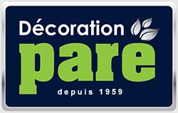 Logo Décoration Paré